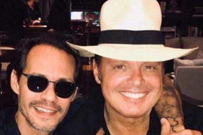 ¿Qué traman Marc Anthony y Luis Miguel?