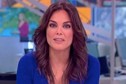Mónica Carrillo se parte la caja con el comentario de un niño en directo