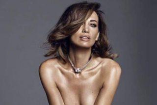 Nieves Álvarez presume desnuda en Instagram
