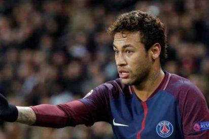 Neymar es controlado por GPS durante sus lujosas vacaciones