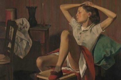 Los nuevos inquisidores piden censurar una obra de Balthus en el MET por la postura de la niña