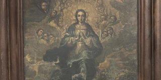 El Museo de Lérida localiza la obra de arte del Monasterio de Sijena que se había 'extraviado'