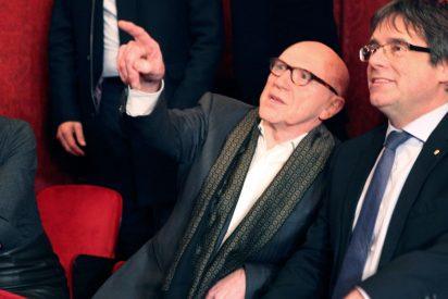 ¡Menudo exilio de chichinabo del prófugo 'Puchi'! Ración de croquetas a 17 € y palco VIP en una ópera elitista
