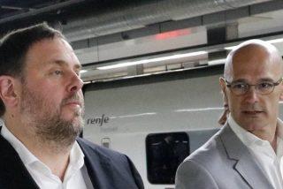 ¿Sabes por qué Romeva no se quedó en Bruselas con Puigdemont?