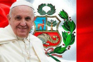 """El Papa, a los jóvenes peruanos: """"¡Arriésguense! ¡Salgan! ¡Hagan algo bien por Dios!"""""""