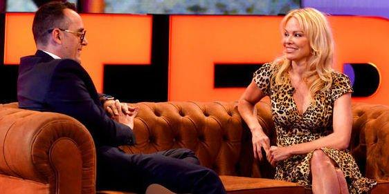 Pamela Anderson y Risto: Tensión, sexo y chulería