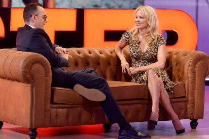 Pamela Anderson le cuenta a Risto Mejide el acoso sexual que sufrió de Harvey Weinstein