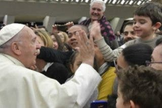 """El Papa, rotundo: """"No quiero trabajo en negro en el Vaticano"""""""
