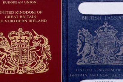 Reino Unido: Cambia el color de los pasaportes británicos por el Brexit