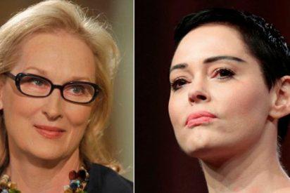 Pelea entre Rose McGowan y Meryl Streep por el caso Weinstein y los abusos sexuales en Hollywood