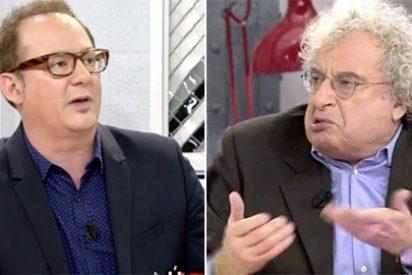 El provocador independentista Pere Mas no puede esconder que tiene clavada muy dentro la bromita de Tabarnia