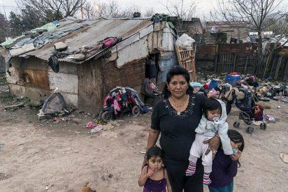La pobreza ya alcanza al 31,4% de los argentinos