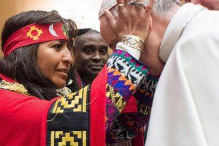 El Papa rezará en Temuco con representantes de la comunidad mapuche
