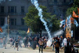 "La Iglesia argentina llama al ""diálogo"" sobre la reforma previsional"