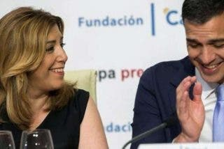 La borrasca llega al PSOE desde Andalucía