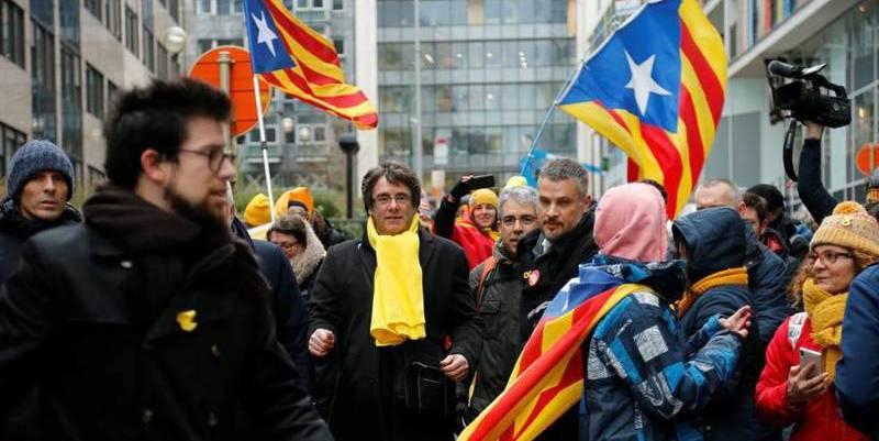 """Carlos Herrera: """"Una marcha xenófoba, con ribetes racistoides al uso"""""""