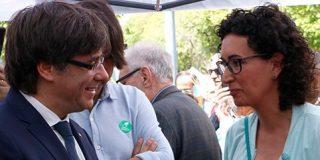 El desquiciamiento patológico del separatismo no tiene precio: Rovira y Puigdemont compiten por ganarse la confianza de España