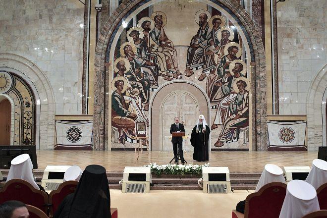 Iglesia ortodoxa rusa, contra el matrimonio gay