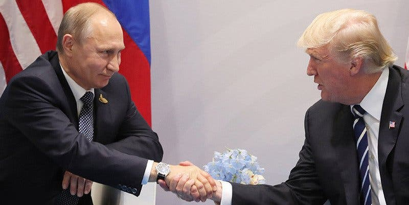 Putin agradece a Trump que la CIA facilitase al FSB datos que permitieron frustrar un atentado en Rusia