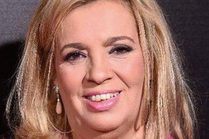 ¡Qué se pare el planeta!: Carmen Borrego quiere pasar por quirófano para quitarse la papada