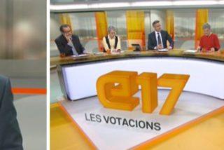 """Así 'ayudan' los fanáticos de la TV3 a la reconciliación: """"Son unas elecciones entre los partidarios de libertad y los de las porras"""""""