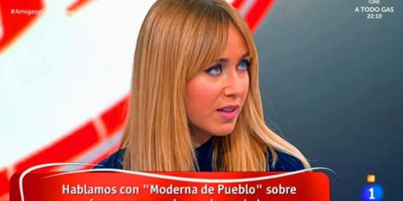 """Feroz entrevista a Moderna de Pueblo: """"Estás aquí porque el jefe, que es hombre, te ha traído"""""""