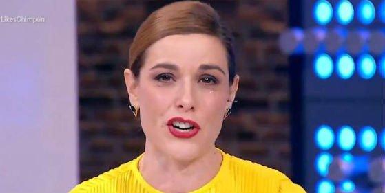 """Raquel Sánchez Silva, destrozada en directo: """"¡Qué rabia!"""""""