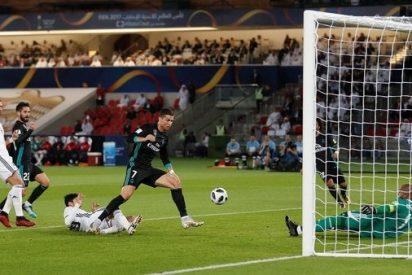 Las seis paradas del portero del Al Jazira ante el Real Madrid que lo convirtieron en figura