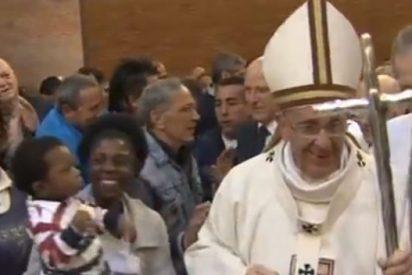 El Papa envía 350 panettones a los presos de Rebibbia