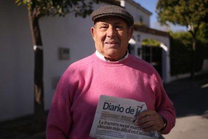 Rufino Arrimadas, el padre policía científico de Inés de Cataluña