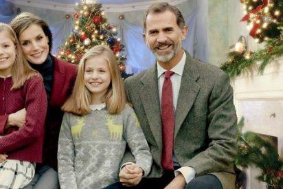 Así serán las vacaciones navideñas de los Reyes y sus hijas