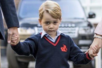 Rezar para que el Príncipe Jorge de Inglaterra sea gay es lo que pide un cura escocés