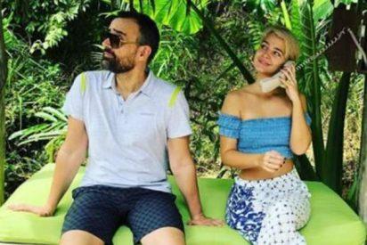 Laura Escanes acaba su primer día de luna de miel en Urgencias... pero no por un 'picotazo' de Risto