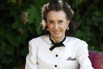 Muere Aline Griffith, la condesa de Romanones a los 94 años