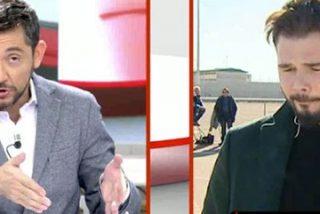 Rufián sin cacharritos se disuelve como un azucarillo: acorralado en TV por sus propias incoherencias