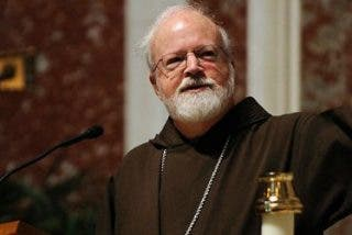 O'Malley pide perdón a las víctimas de abusos tras la muerte del cardenal Law
