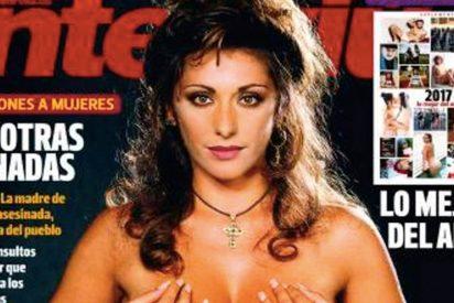 Sabrina, desnudísima en 'Interviú' 30 años después del pezón en TVE