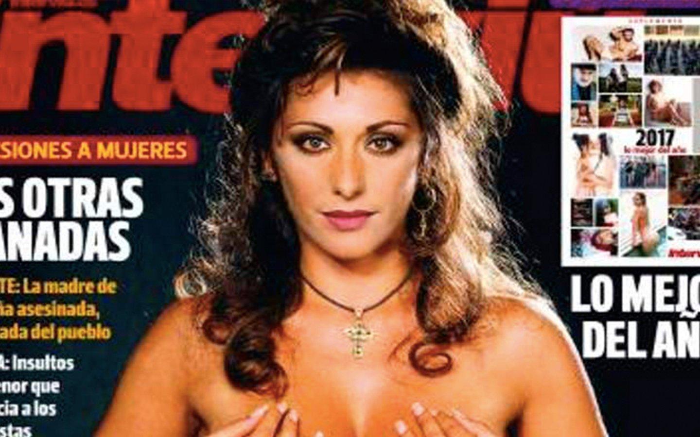 Sabrina Desnudisima En Interviu 30 Anos Despues Del Pezon En