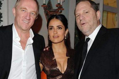 Salma Hayek dice que Weinstein la amenazó con matarla si no se duchaba o tenía sexo oral con él
