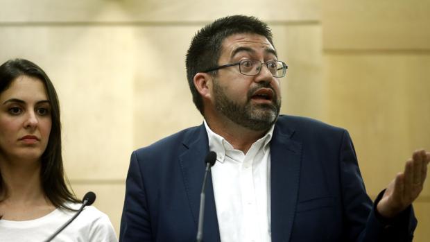 """El PP denuncia al concejal Carlos Sánchez Mato por """"escuchas ilegales"""" en el Ayuntamiento de Madrid"""