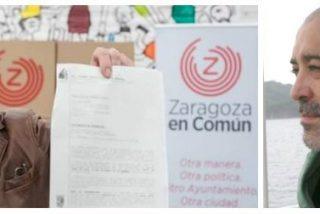 Federico Jiménez Losantos carga contra el alcalde 'podemita y engominado' de Zaragoza por pisotear la memoria del exlegionario muerto