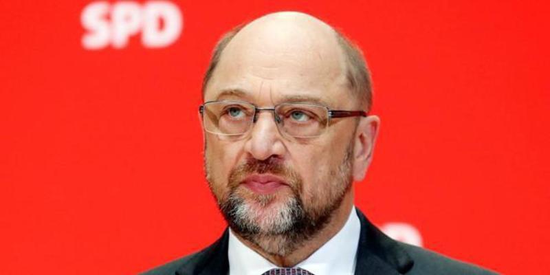 El socialdemócrata Schulz condiciona una coalición con Merkel a una honda reforma de la UE