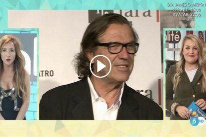 ¿Se separa Pepe Navarro de su esposa Lorena Aznar por culpa de Ivonne Reyes?