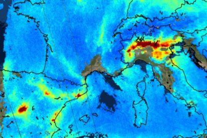 El centro de España es uno de los lugares más contaminados de Europa