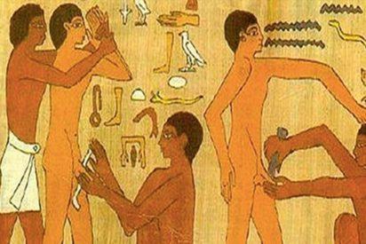 Las sucias costumbres sexuales del Antiguo Egipto