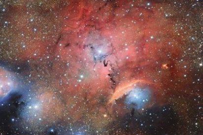Sharpless 29, una guardería estelar que florece ante nuestros ojos