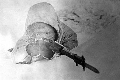 El fantasmal francotirador finlandés que mató a 700 soldados soviéticos en sólo cuatro meses