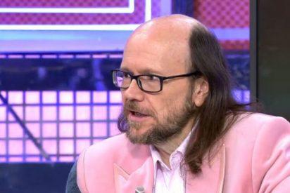 Santiago Segura alias 'Torrente' es un superdotado con una inteligencia enormemente superior a la media mundial