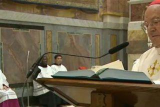"""Francisco agradece al cardenal Sodano su testimonio de """"hombre eclesialmente disciplinado"""""""