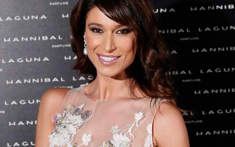 Sonia Ferrer y su pezón protagonistas en la fiesta de Hannibal Laguna